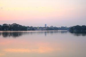 ヤンゴン東部